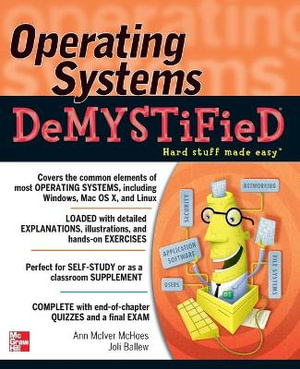 Cover of Operating Systems DeMYSTiFieD