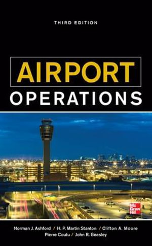 Cover of Airport Operations 3/E