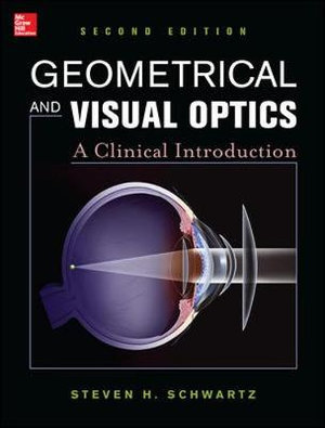 Cover of Geometrical and Visual Optics, Second Edition