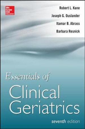 Cover of Essentials of Clinical Geriatrics 7/E
