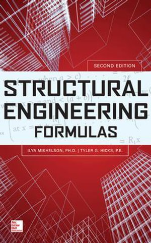 Cover of Structural Engineering Formulas, Second Edition