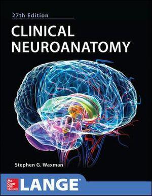 Cover of Clinical Neuroanatomy 27/E