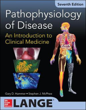 Cover of Pathophysiology of Disease: An Introduction to Clinical Medicine 7/E