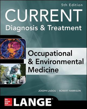 Cover of CURRENT Occupational and Environmental Medicine 5/E