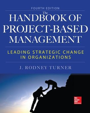Cover of Handbook of Project-Based Management, Fourth Edition