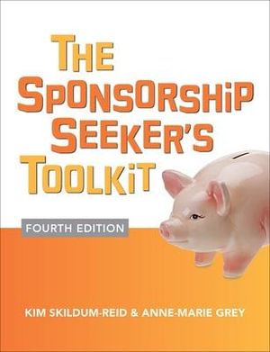 Cover of The Sponsorship Seeker's Toolkit, Fourth Edition