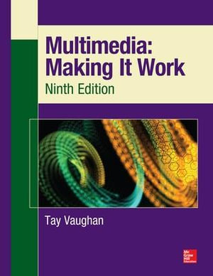 Cover of Multimedia: Making It Work, Ninth Edition