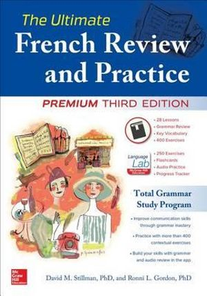 Cover of The Ultimate French Review and Practice, 3E
