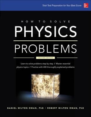 Cover of How to Solve Physics Problems
