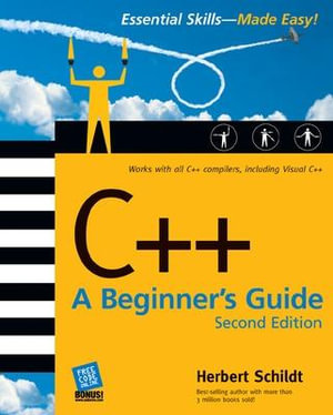 Cover of C++: A Beginner's Guide, Second Edition