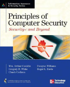 Cover of Principles of Computer Security: Security+ and Beyond