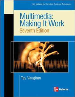 Cover of Multimedia: Making it Work, Seventh Edition