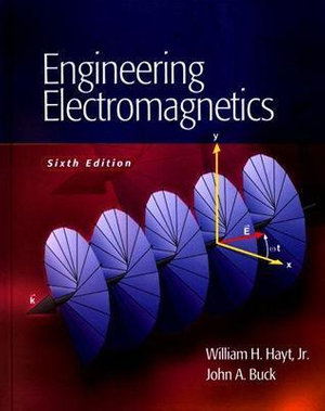Cover of Engineering Electromagnetics