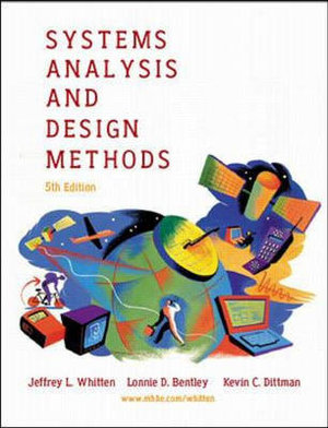 Cover of Systems Analysis and Design Methods