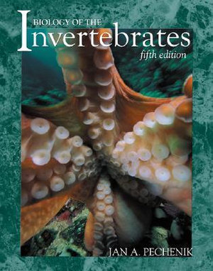 Cover of Biology of the Invertebrates