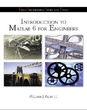 Cover of Introduction to MATLAB 6 for Engineers