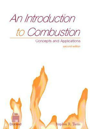 Cover of An introduction to combustion