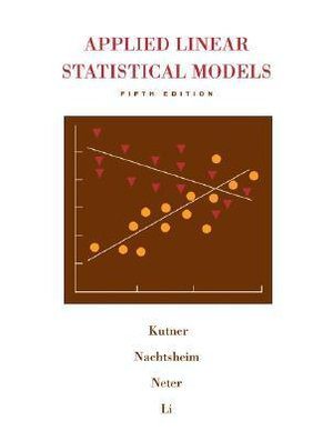 Cover of Applied Linear Statistical Models