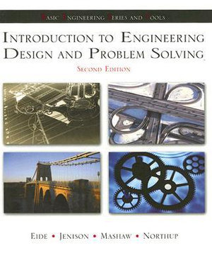 Cover of Introduction to engineering design & problem solving