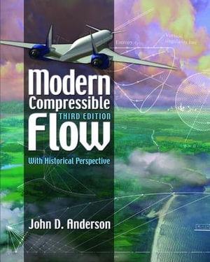 Cover of Modern Compressible Flow: With Historical Perspective