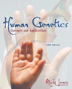 Cover of Human Genetics
