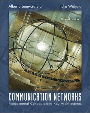 Cover of Communication Networks