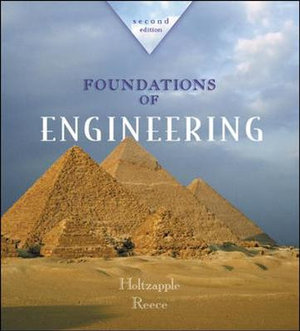 Cover of Foundations of Engineering