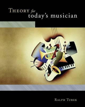 Cover of Theory for today's musician