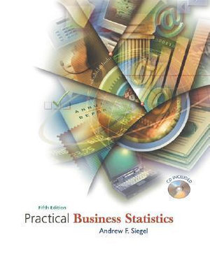 Cover of Practical Business Statistics with Student CD-ROM