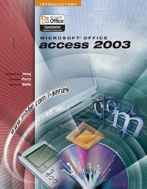 Cover of I-Series: Microsoft Office Access 2003 Introductory