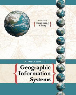 Cover of Introduction to Geographic Information Systems