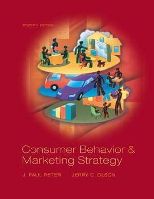 Cover of Consumer Behavior and Marketing Strategy