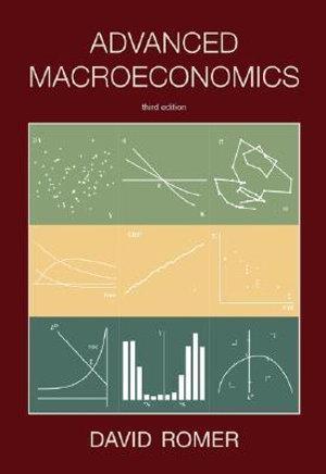 Cover of Advanced macroeconomics