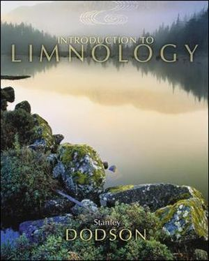 Cover of Introduction to limnology