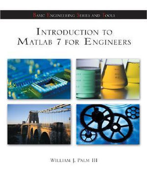 Cover of Introduction to MATLAB 7 for Engineers