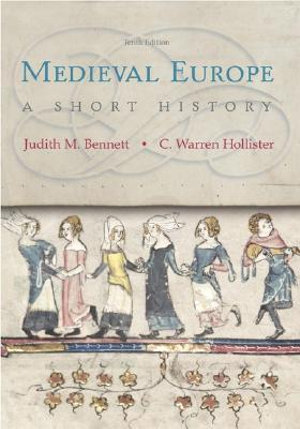 Cover of Medieval Europe