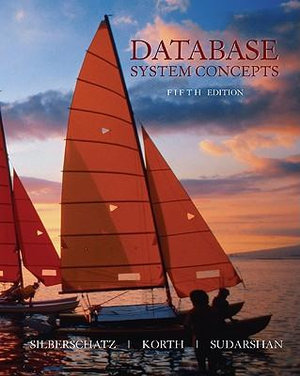 Cover of Database system concepts