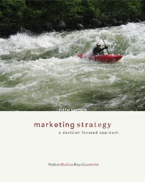 Cover of Marketing Strategy