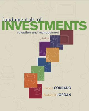 Cover of Fundamentals of Investments