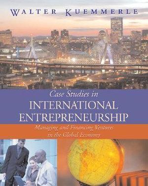 Cover of Case Studies in International Entrepreneurship