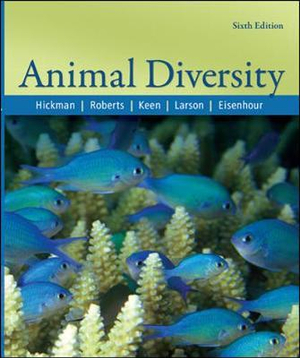 Cover of Animal Diversity