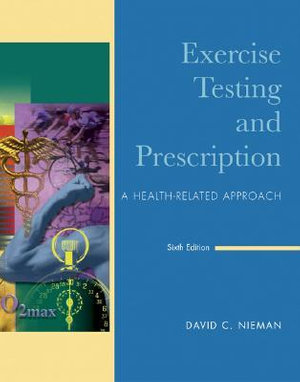 Cover of Exercise Testing & Prescription