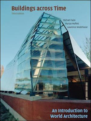 Cover of Buildings Across Time: An Introduction to World Architecture