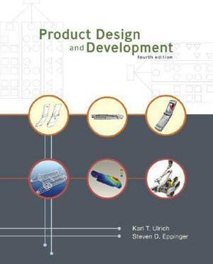 Cover of Product Design and Development