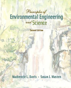 Cover of Principles of Environmental Engineering & Science