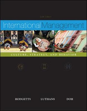 Cover of International Management: Culture, Strategy and Behavior W/ OLC Card MP