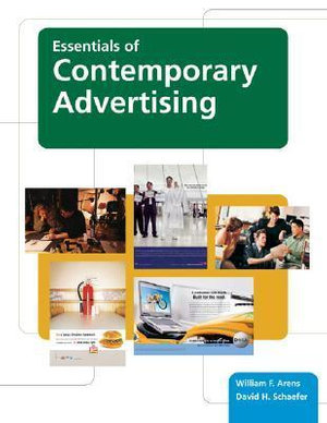 Cover of Essentials of Contemporary Advertising
