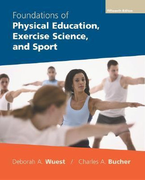 Cover of Foundations of Physical Education, Exercise Science, and Sport with PowerWeb