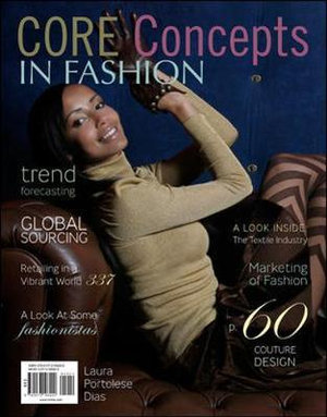 Cover of Core Concepts in Fashion
