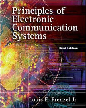 Cover of Principles of Electronic Communication Systems